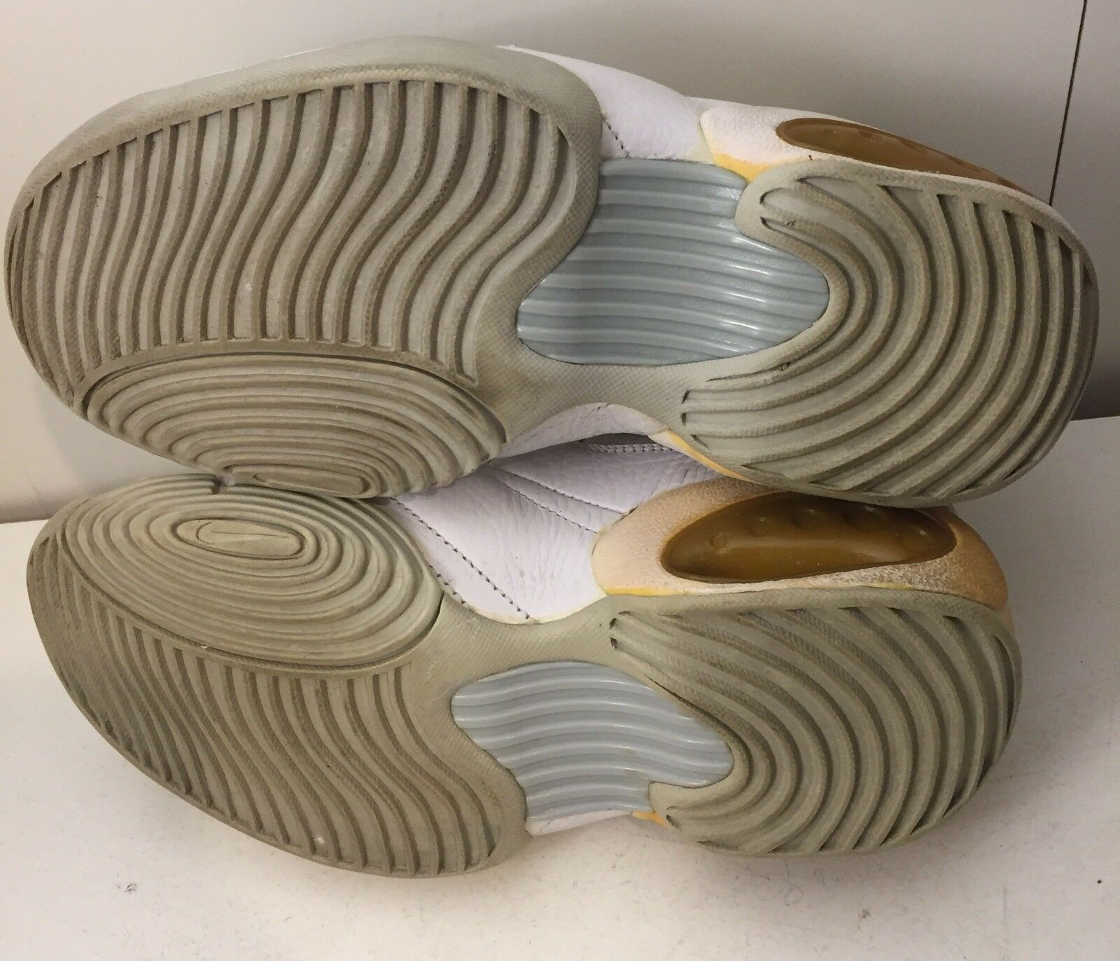 Vintage 1999 Nike Air Flight Perception Basketball 1990s 8 830567 110 Schuhes SZ 8 1990s 776c97