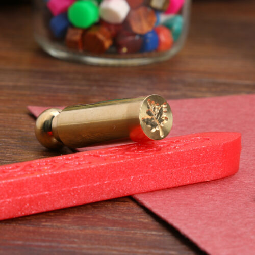 Retro Wax Seal Stamp Sealing Wax DIY Wedding Invitation Envelope Craft Gift C#P5