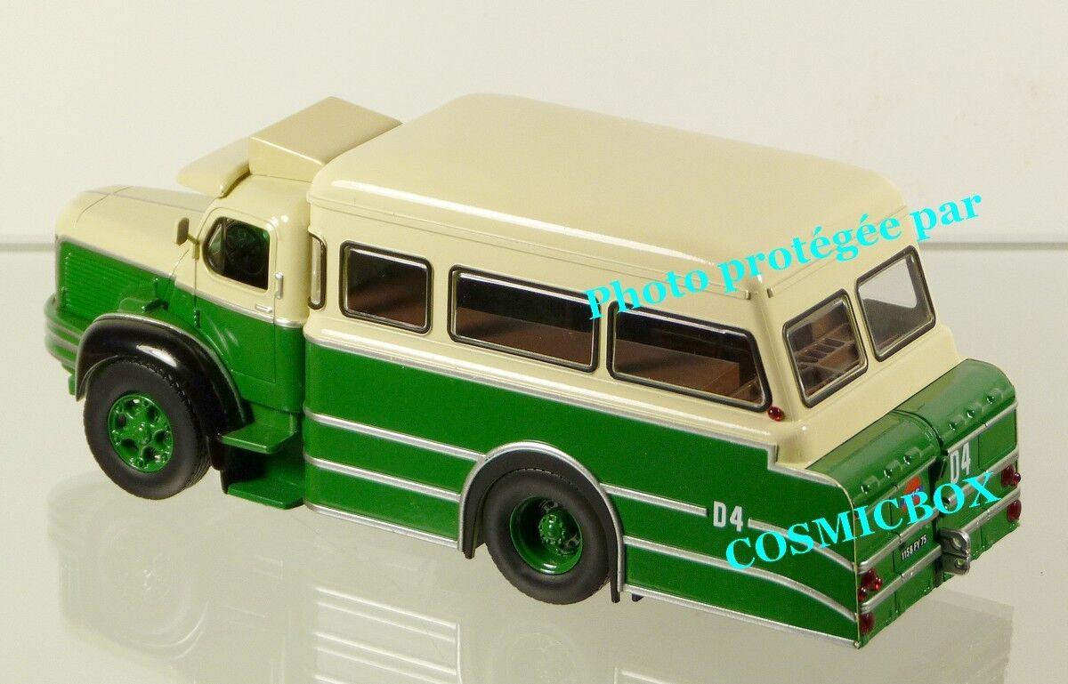 Dépanneuse BERLIET GLM 10 10 10 pour bus RATP avec pneus de secours 1960 Michelin NEUF | Authentique  af6a6a