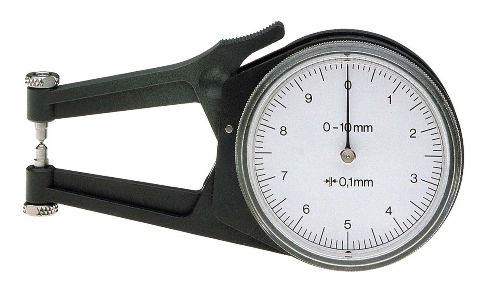 Kröplin Außenschnelltaster Poco 0 - 10mm K2