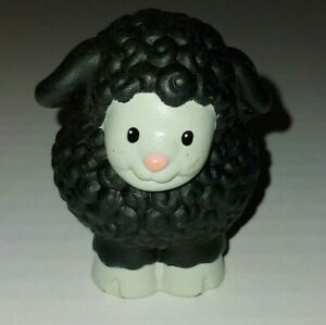 Fisher-Price-Little-People-Black-Sheep-Christmas-Nativity-Toy-Figure