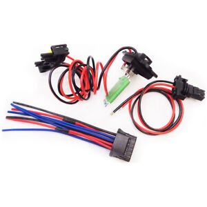 heater resistor wiring harness for renault clio modus grand