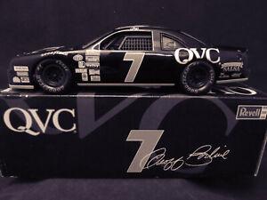 Vintage-1996-QVC-7-REVELL-Nascar-Geoff-Bodine-Ford-Thunderbird-Racing-Car-1-24