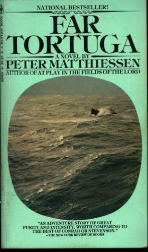 Far Tortuga 1976 By Matthiessen Peter 0553028081 Ebay