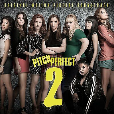 Pitch Perfect 2: Original Motion Picture Soundtrack (Format: Audio CD)