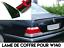 SPOILER ALERON MALETERO PORTON TRONCO para MERCEDES CLASE S 93-98 W140 AMG S500