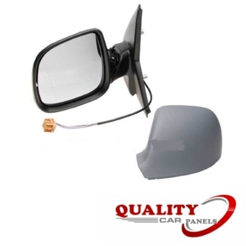 Door Wing Mirror Electric Heated Primed N//S Left Side Vw Caravelle 2010-2015 New