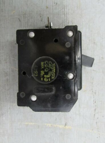 Crouse-Hinds CGQ130 1P 30A Circuit Breaker Free Shipping Taylor
