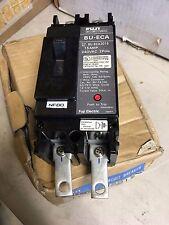 BU-ECA2015 Fuji Circuit Breaker NIB 15A 2 Pole 240VAC