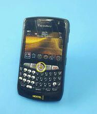 BLACKBERRY CURVE 8350i Nextel iDen PTT Cell Phone