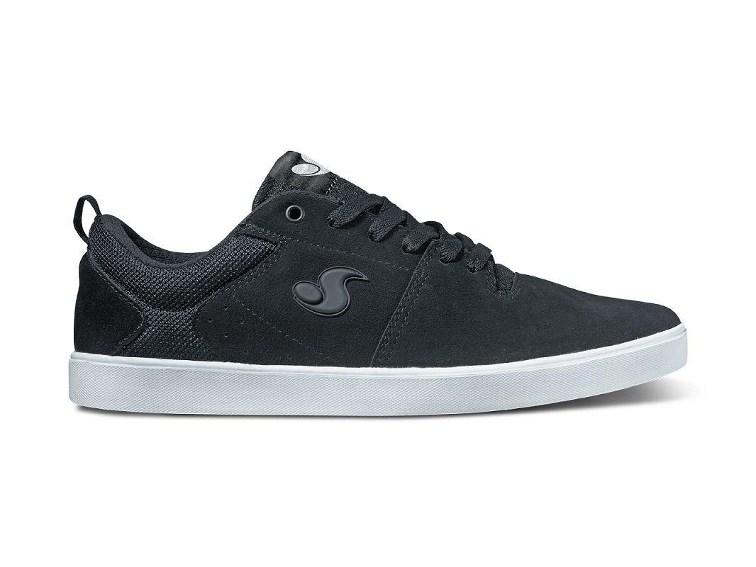 DVS Footwear NICA  Uomo Skate Schuhes Größe (NEW w/ FREE SHIPPING) Größe Schuhes 8-13 BLACK SUEDE 7bbb17