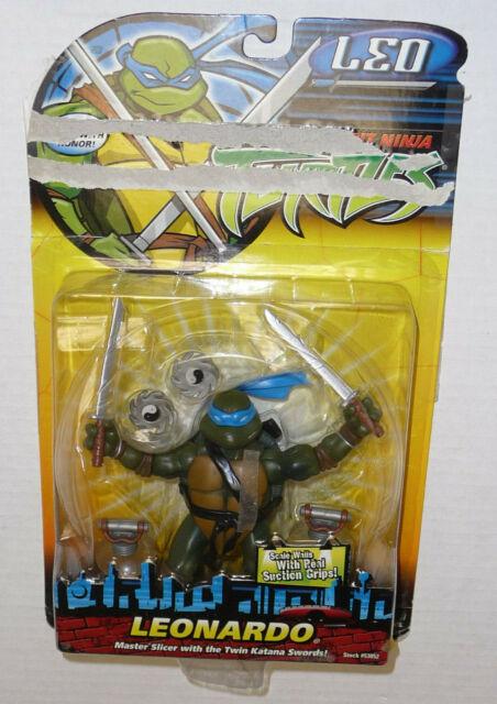 Playmates Toys Teenage Mutant Ninja Turtles Movie Leonardo Action