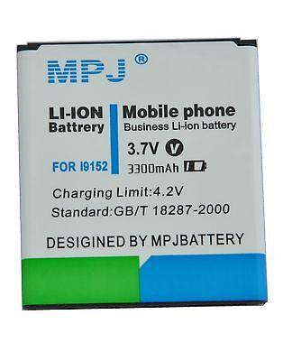MPJ 3300mAh  Extended Battery for  Samsung Galaxy Mega 5.8 GT i9150 i9152 B650AC