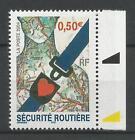 FRANCIA - 2004 Sicurezza stradale 1 val.** em. congiunta con l'Italia (1)