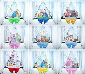 Details Zu Disney Winnie Pooh Gardine Kindergardine Kinderzimmer Gardine Baby Gardine
