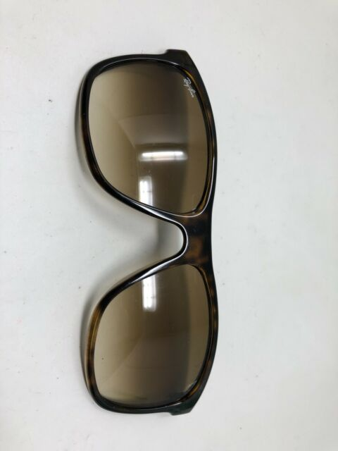 Authentic Ray Ban Sunglasses Lenses Parts RB4181 Brown Glass Tortoise S677