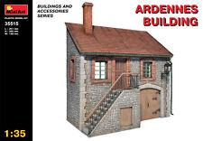 Miniart 1/35 Ardennes Building # 35515