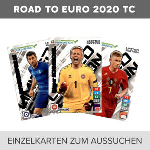 Panini-Road-to-UEFA-EURO-2020-Adrenalyn-XL-Limitierte-Karten-zum-aussuchen