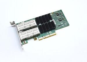 Mellanox ConnectX-2 VPI PCIe x8 10 40 GB QSFP+ Dual Port Server MHQH29C-XTR