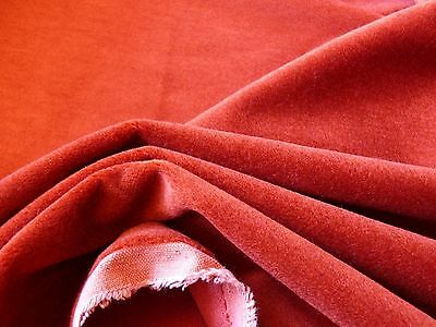 HiEND MOHAIR fr BELGIUM TOMATO RED 34oz/Y! MSRP$300+ BTY