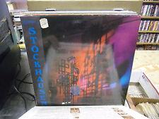 Karlheinz Stockhausen PROZESSION vinyl LP 1968 Candide EX [Viola Piano]