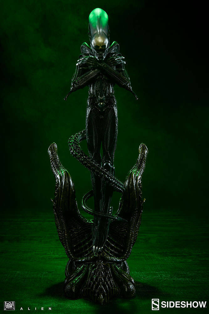 SIDESHOW Alien INTERNECIVUS RAPTUS 21