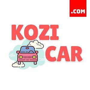 KoziCar.com - 7 Letter Brandable Domain Name - Dynadot COM Premium Domains