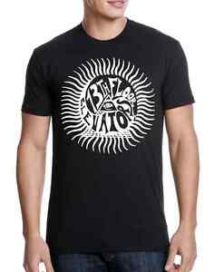 13th floor elevators limited edition black t shirt ebay for 13th floor elevators tabs