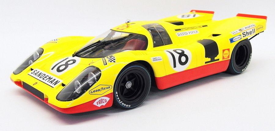 Minichamps 1 12 Scale 125 706618 - Porsche 917K 24Hr Le Mans 1970