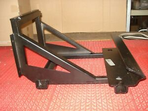 Details about HO Bostrom Seat Riser Fire truck Freightliner 3328-632  Bracket Officer ABTS NEW