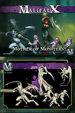 Malifaux: Neverborn: Mother of Monsters, Lilith Crew Set (WYR20401) NEW