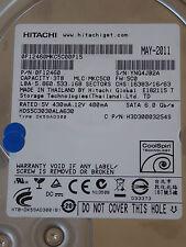 Hitachi HDS5C3030ALA630 | MLC: MKC5C0 | P/N: 0F12460 | MAY-2011 | 3TB hard drive