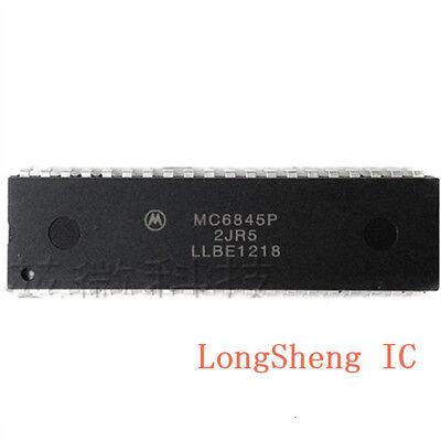 1pcs MC6845P 6845 DIP40 new