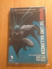 Batman The Long Halloween Graphic Novel (DC)