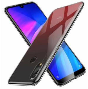 Funda-Carcasa-Gel-Silicona-Transparente-Xiaomi-Redmi-7-4G-6-26-034