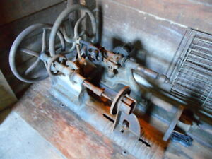 2-Antique-Drill-Presses