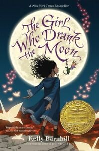 The-Girl-Who-Drank-the-Moon-New-Book-Hardcover-Award-Winner