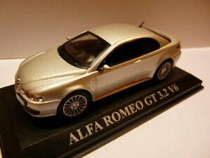 DCD15E-voiture-1-43-altaya-IXO-DREAM-CARS-ALFA-ROMEO-GT-3-2-V6