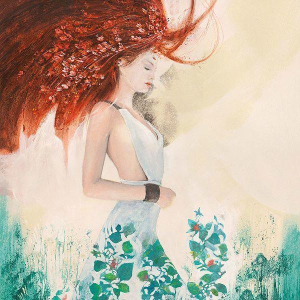 Erica Pagnoni  Fate of Spring barella-immagine Schermo Donna Elfo Moda Moda