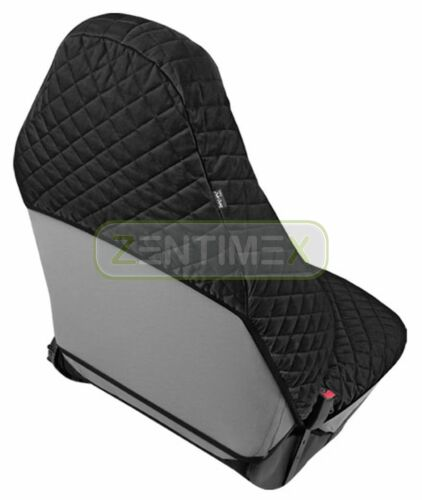 Sitzbezug klimatisierend schwarz für Toyota Aygo 1 Steilheck Hatchback 3-türer 0