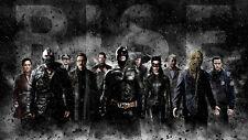 """K014 The Dark Knight Rises Batman Joker Movie Wall 20/"""" x 13/"""" Poster"""