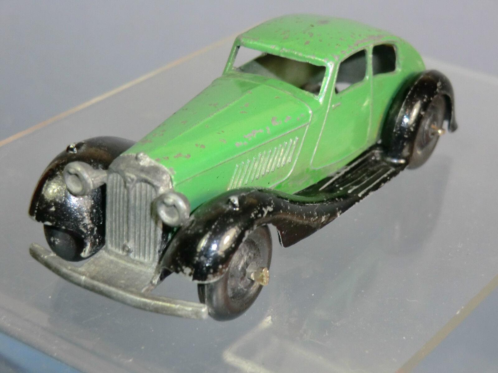Schäbiges spielzeug modell no.36d rover (grün - version)