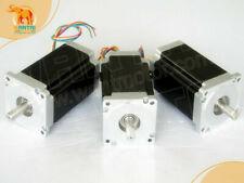 3 Pcs Nema34 Stepper Motor Cnc Kit1090oz77nm 99mm 56a Cnc Miling