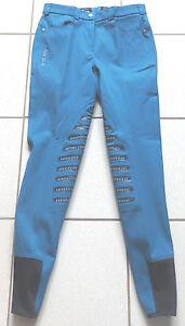 Baroux Oliva Femmes reithose- gripkniebesatz- bleu- taille 80- plus étroit Bund (4446)-niebesatz-blau- Gr.80- schmaler Bund (4446)afficher le titre d`origine RB88o90M-07162348-594215529