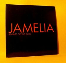 Cardsleeve Single cd JAMELIA Beware Of The Dog PROMO 2TR 2006 r & b swing