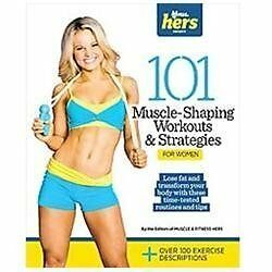 101 Muscle-shaping Workouts & Strategies For Women (101 Workouts) Vouw-Weerstand