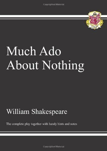 KS3 English Shakespeare Much Ado About Nothing Complete Play (with notes): The,