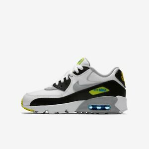 size 40 3abad da9a9 Image is loading NIKE-AIR-MAX-90-LTR-BOYS-GIRLS-TRAINER-