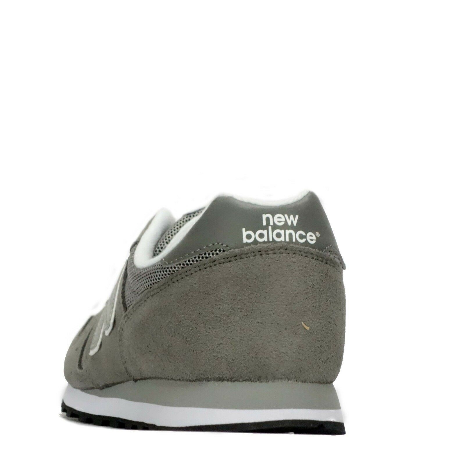New Balance 373 Men's shoes Grey Grey Grey White a911c6