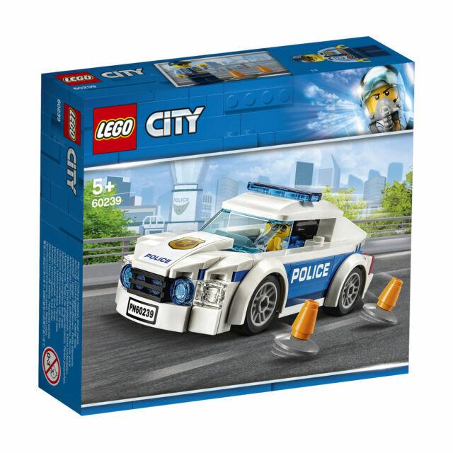 Lego City Police Patrol Car Set 60239 For Sale Online Ebay